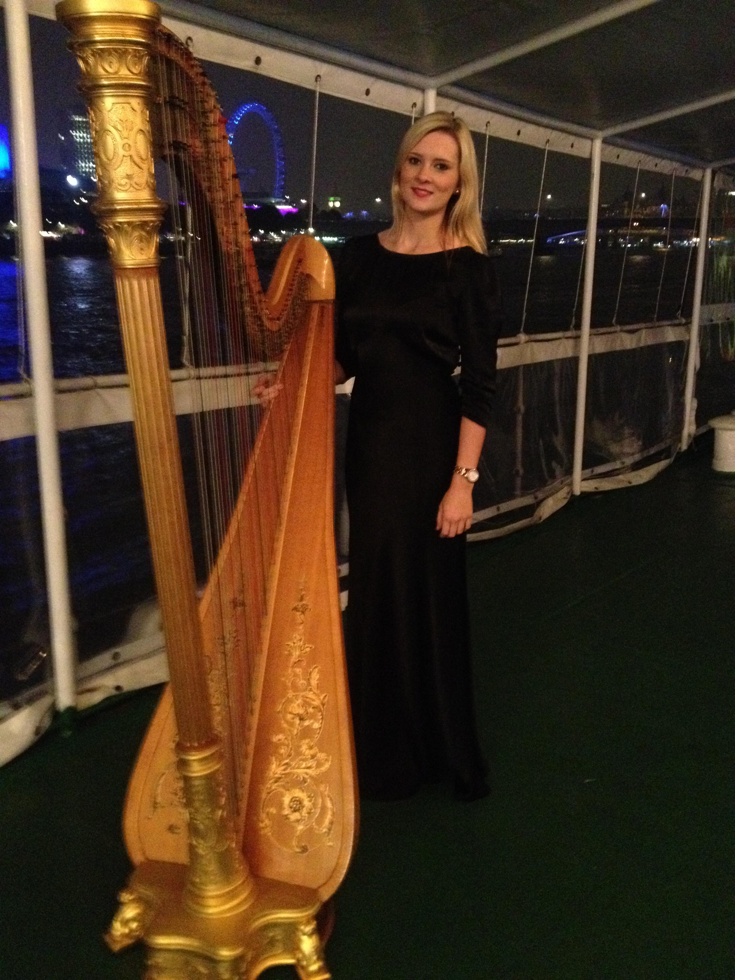 Event on Thames riverboat
